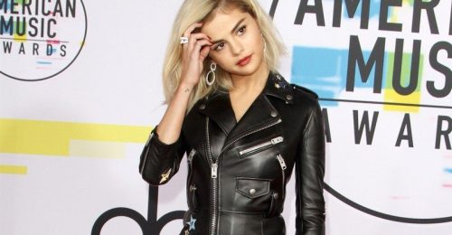 Selena Gomez szőkére váltott!