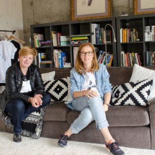 Feltörekvők: Perger Zsófi és Ispán Szilvi, azaz a Redheads Design