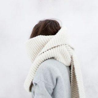 Így viselj sálat idén télen!