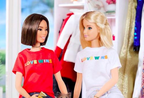 Már Barbie is a szabad szerelem mellé állt