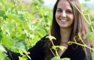 Zsirai Kata, az Y-generáció borásza