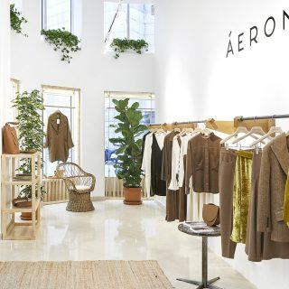Megnyílt az első ÁERON Pop Up Store