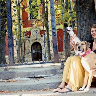 """""""Sose fogok olyat árulni, amire nincs szüksége a kutyának"""" – interjú Arany Saroltával, a SixFeet Dog Design alapítójával"""