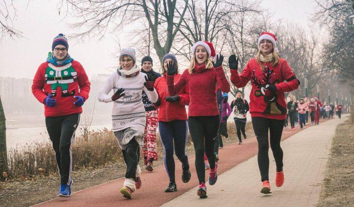 Karácsonyi ronda pulcsis futás a jótékonyság nevében
