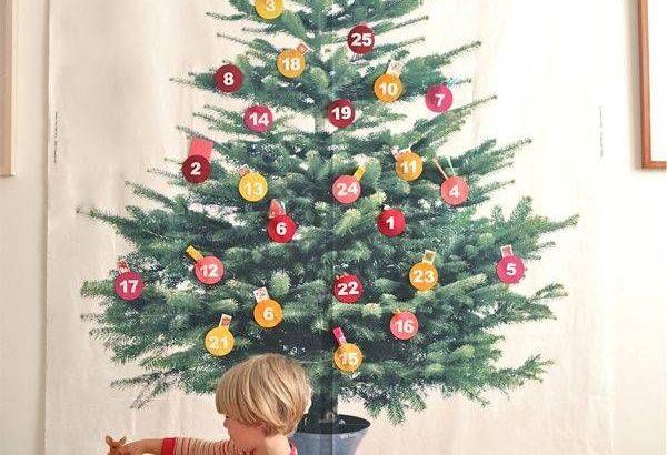 Ezekhez az alternatív karácsonyfákhoz még fenyő sem kell