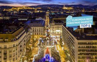 """A negyedik legjobb vásár lett Európában a budapesti """"Adventi Ünnep a Bazilikánál"""""""