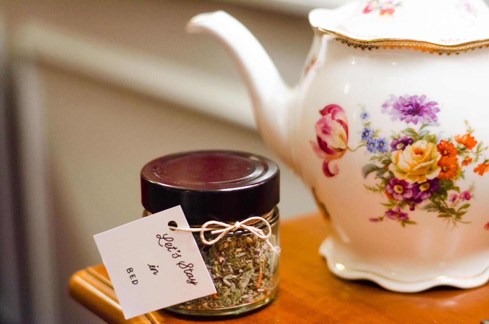 5. kép: A kamilla mellett jó néhány csodanövény is került az elalvást segítő teánkba