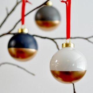 8 egyedi, kreatív DIY karácsonyfadísz