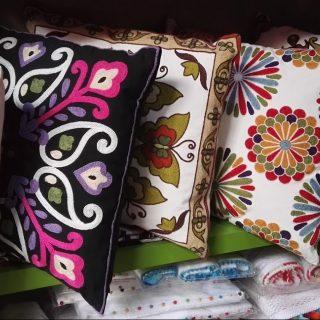 Interjú Mme Azali Nadiával, a csak nőket foglalkoztató, marrákesi dizájnbolt tulajdonosával