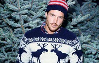 Karácsonyi pulcsit a férfiaknak is!