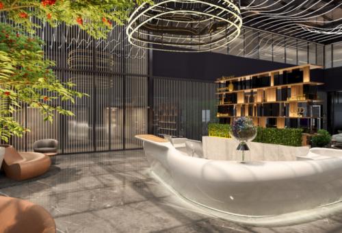 ÖKO: mesés lesz a zöldülő irodaház Budán