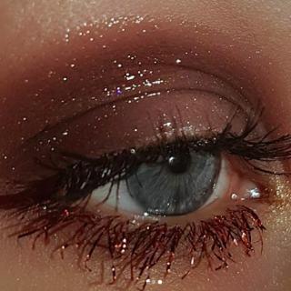 Glitterszempillák –nem csak szilveszterre