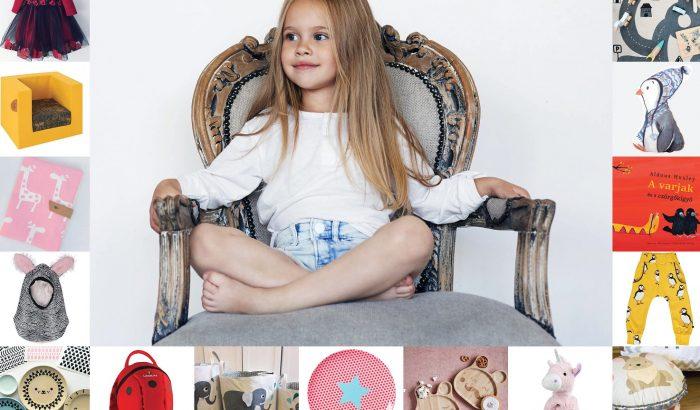 Egyedi és újító: Minipiac, az online piactér gyerekeknek