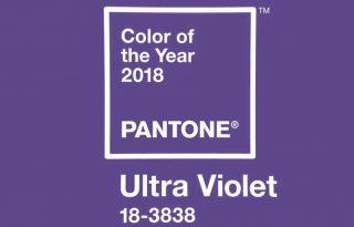 Az év színe 2018-ban: az ultraviola