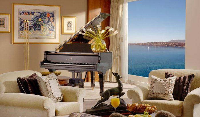 A világ 15 legdrágább szállodaszobája