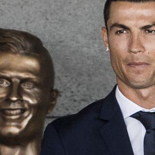 Cristiano Ronaldo lett Európa legjobb sportolója