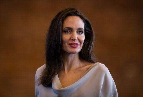 Angelina Jolie a női jogok védelmére szólította fel a NATO-t