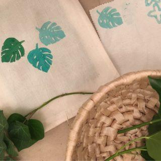 ÖKO: textilzsákot készítettünk