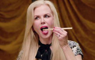 Nicole Kidman még a bogárevéshez is kedvet csinál