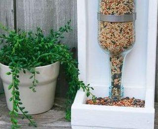 ÖKO: csodás madáretetők az újrahasznosítás jegyében