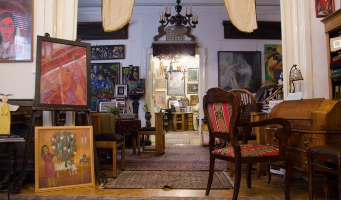 Kedvenc helyünk a héten: KuglerArt Szalon és lakásgaléria