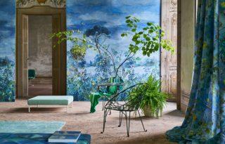 Titkos kertet varázsol az otthonunkból a Designers Guild új kollekciója