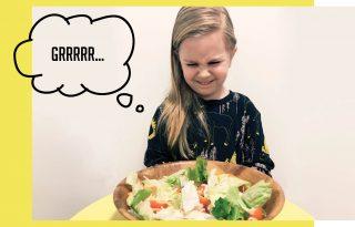 Gyerekek, gyerekek, szeretik a zöldséget! Vagy mégsem?