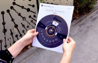Készítsd el te is a NASA menő holdnaptárát