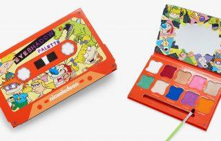 Kedvenc rajzfilmeidből csinált palettát a Nickelodeon