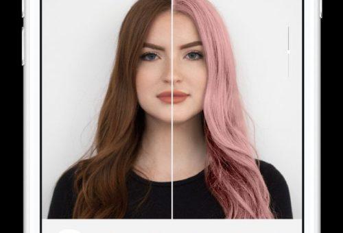25 millió ember próbálta ki 2 nap alatt ezt az új frizuraappot