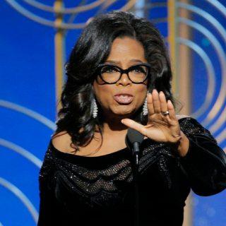 Az egész Golden Globe beleremegett Oprah Winfrey beszédébe