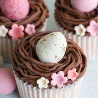 Készíts tavaszváró cupcake-et!