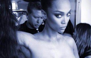 """Tyra Banks: """"A bőrszínem nem egy trend"""""""