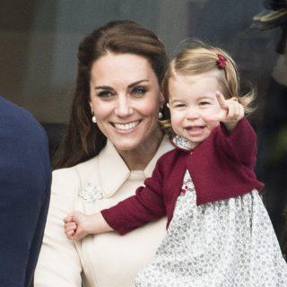 Katalin hercegné és Charlotte legédesebb anya-lánya pillanatai