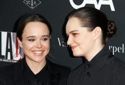 Ellen Page elvette barátnőjét