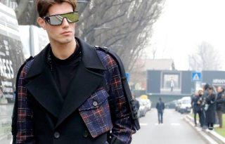Így öltözködnek az olasz divatrajongó férfiak – street style fotók egyenesen Milánóból