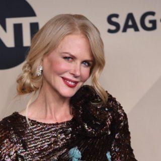 Megkönnyezte saját, az idősebb nők helyzetéről szóló beszédét Nicole Kidman