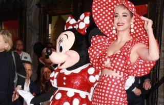 Minnie is csillagot kapott, 40 évvel Mickey után