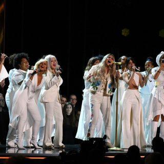 Kesha könnyfakasztó dala volt a Grammy nagy #MeToo-pillanata