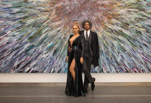 Beyoncé és Jay-Z stílusos randija a Grammy előtt