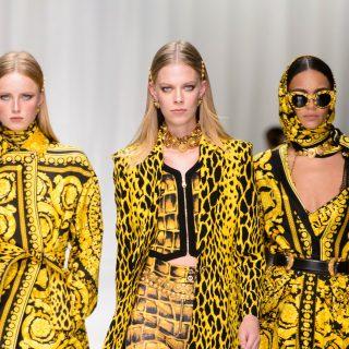 Tavasz-nyári emlékkollekció Gianni Versace tiszteletére