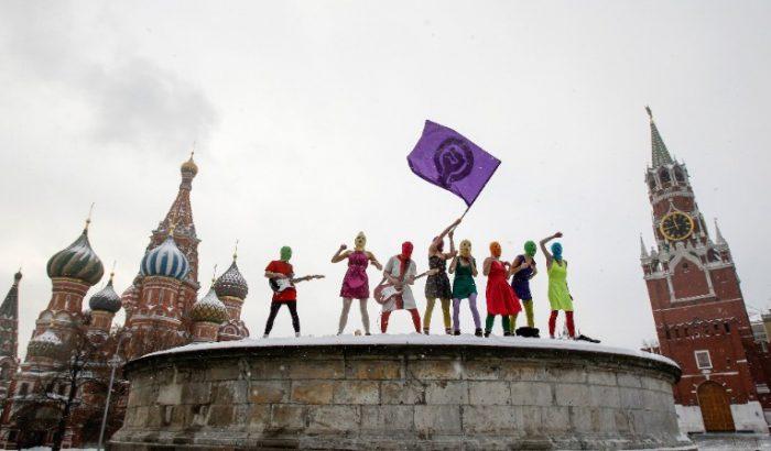 Jön a Pussy Riot az Akváriumba