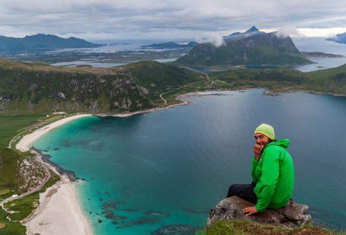 Egy napom… a norvég Lofoten-szigeteken