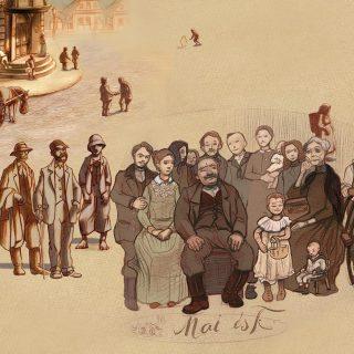 Ilyen egy vidám örmény temetése