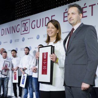 Újra a Palágyi Eszter vezette étterem lett a legjobb