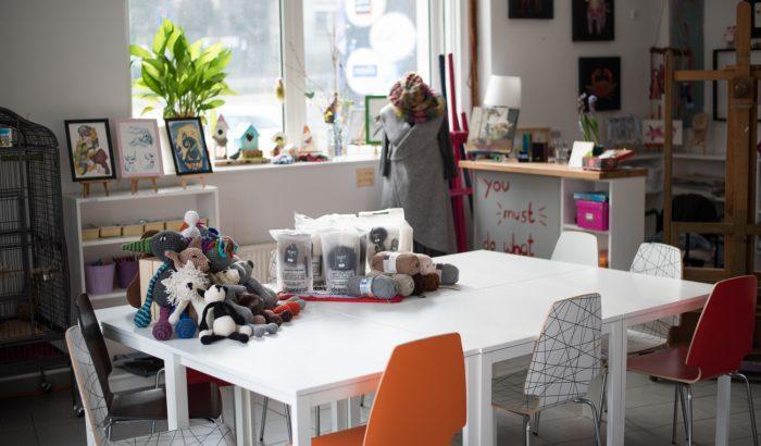 Kedvenc helyünk a héten: ArtBuda Alkotóműhely