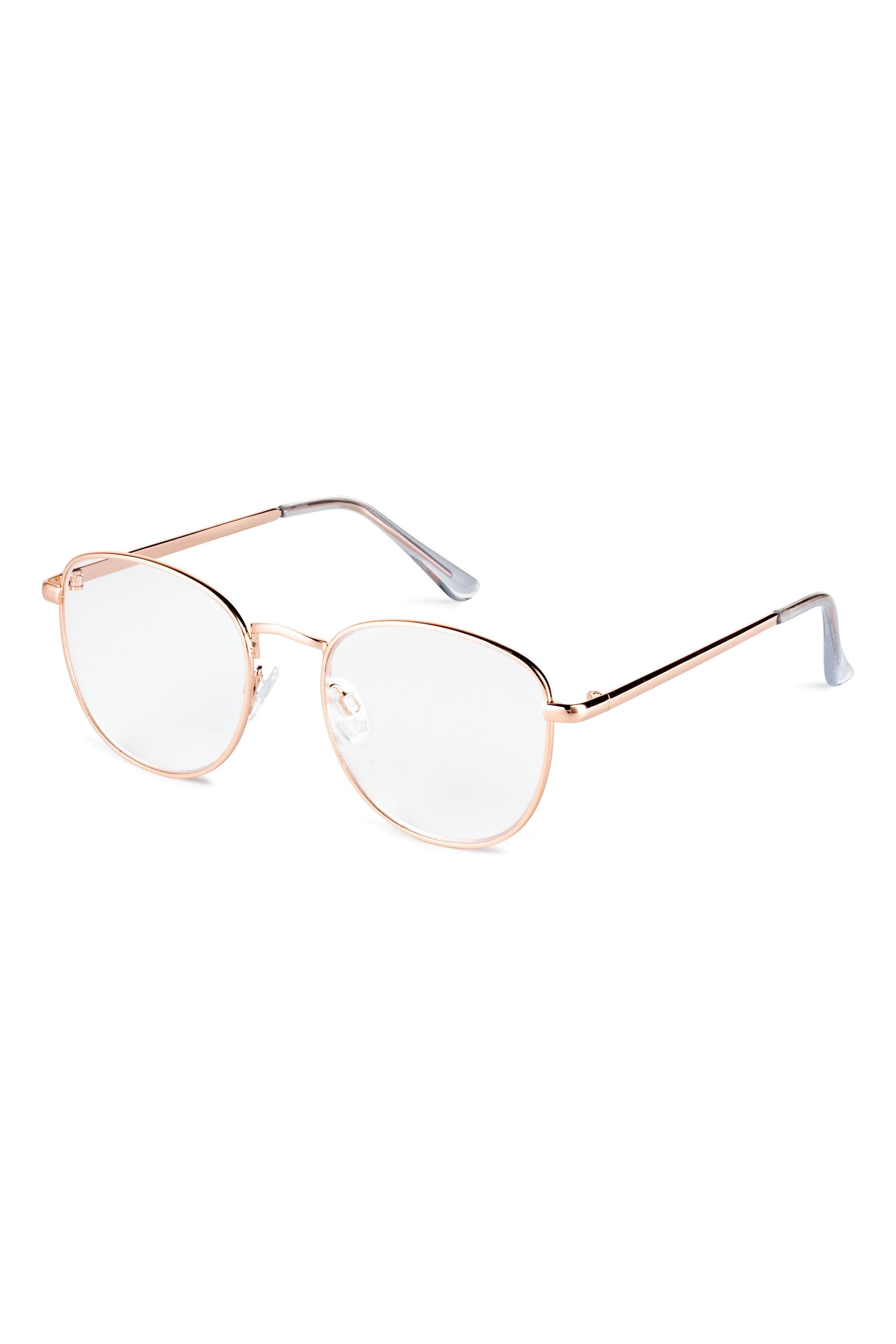 2. kép: Fémkeretes szemüveg H&M 2990 Ft
