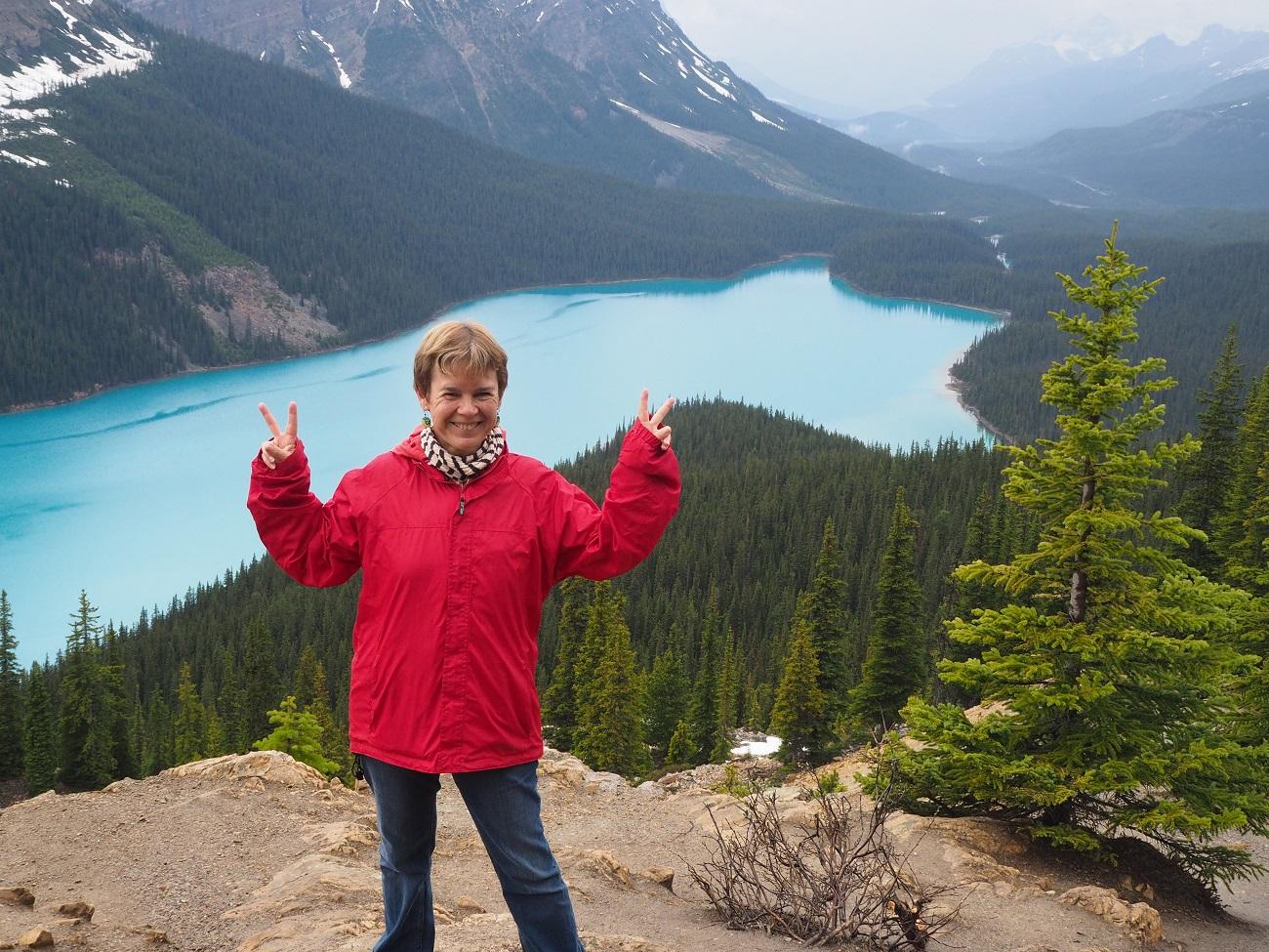1. kép: Kanada Lake Louise