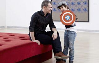Apáról fiúra – ízelítő márciusi fotóriportunkból