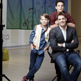 Apáról fiúra – Zwack Sándor üzletember